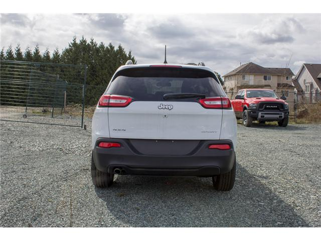 2018 Jeep Cherokee Sport (Stk: J517555) in Abbotsford - Image 6 of 28