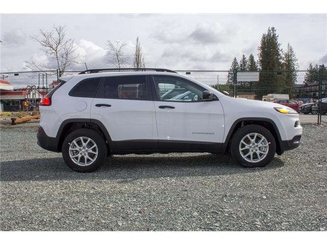 2018 Jeep Cherokee Sport (Stk: J517555) in Abbotsford - Image 8 of 28