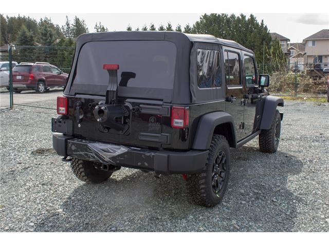 2018 Jeep Wrangler JK Unlimited Sport (Stk: J820600) in Abbotsford - Image 7 of 21