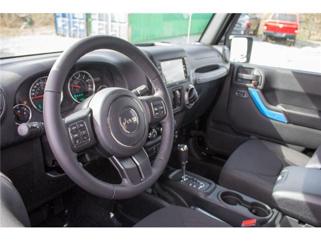 2018 Jeep Wrangler JK Unlimited Sport (Stk: J820600) in Abbotsford - Image 10 of 21