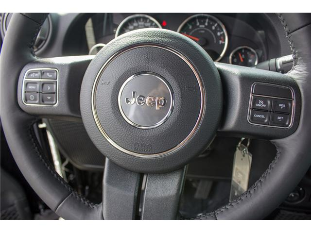 2018 Jeep Wrangler JK Unlimited Sport (Stk: J820600) in Abbotsford - Image 17 of 21