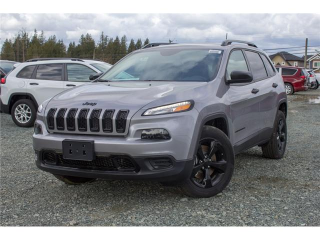 2018 Jeep Cherokee Sport (Stk: J517531) in Abbotsford - Image 3 of 27