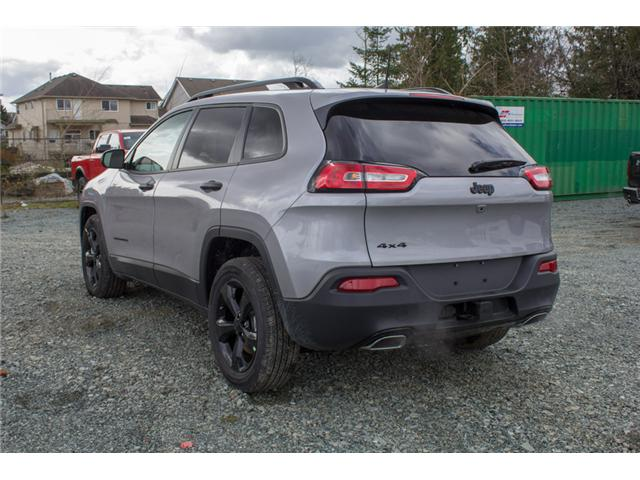 2018 Jeep Cherokee Sport (Stk: J517531) in Abbotsford - Image 5 of 27