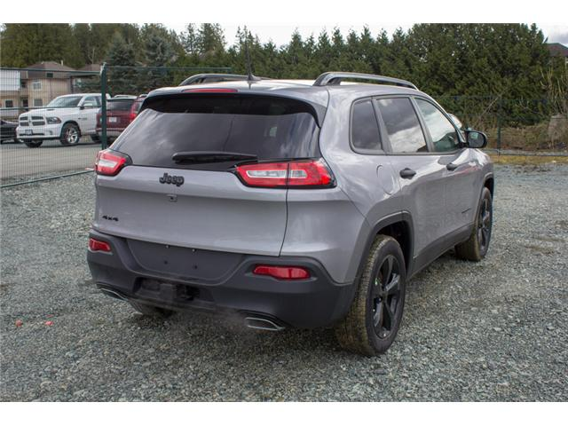 2018 Jeep Cherokee Sport (Stk: J517531) in Abbotsford - Image 7 of 27