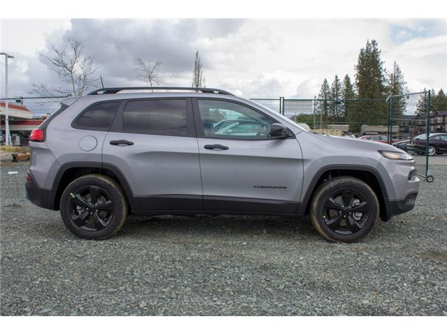 2018 Jeep Cherokee Sport (Stk: J517531) in Abbotsford - Image 9 of 27