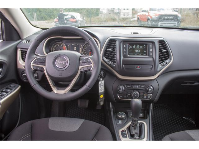2018 Jeep Cherokee Sport (Stk: J517531) in Abbotsford - Image 15 of 27