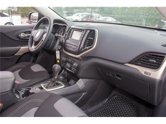 2018 Jeep Cherokee Sport (Stk: J517531) in Abbotsford - Image 16 of 27