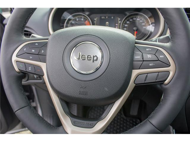 2018 Jeep Cherokee Sport (Stk: J517531) in Abbotsford - Image 20 of 27