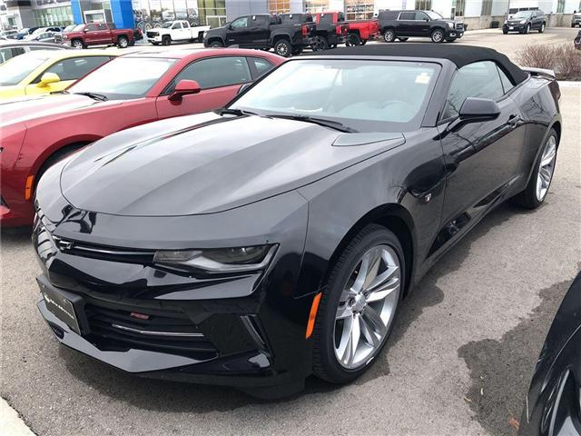 2017 Chevrolet Camaro 1LT (Stk: 70162) in London - Image 1 of 5