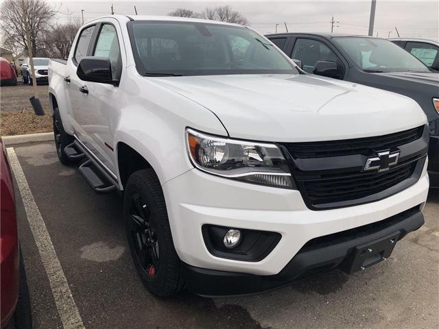 2018 Chevrolet Colorado LT (Stk: 80715) in London - Image 2 of 5