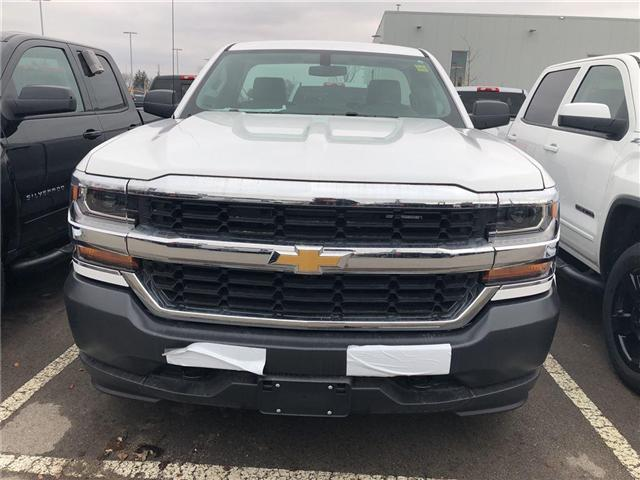 2018 Chevrolet Silverado 1500  (Stk: 80798) in London - Image 2 of 5