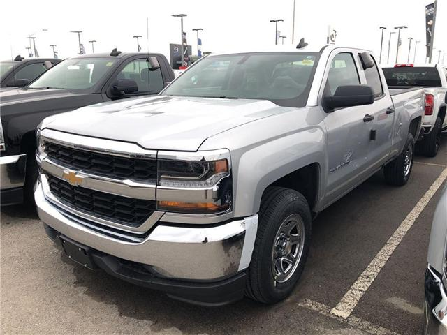 2018 Chevrolet Silverado 1500  (Stk: 80790) in London - Image 1 of 5