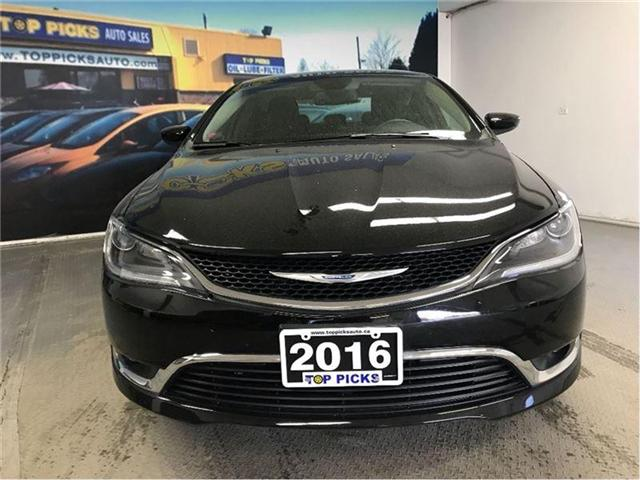 2016 Chrysler 200 Limited (Stk: 196785) in NORTH BAY - Image 2 of 18