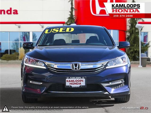 2016 Honda Accord Sport (Stk: 13816A) in Kamloops - Image 2 of 25