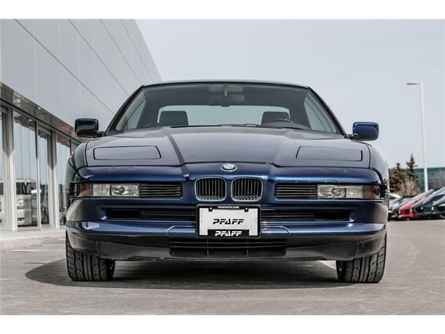 1991 BMW 850ci a (Stk: P12220AB) in Vaughan - Image 2 of 21