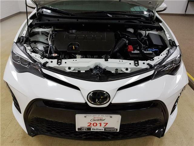 2017 Toyota Corolla  (Stk: 185269) in Kitchener - Image 21 of 22