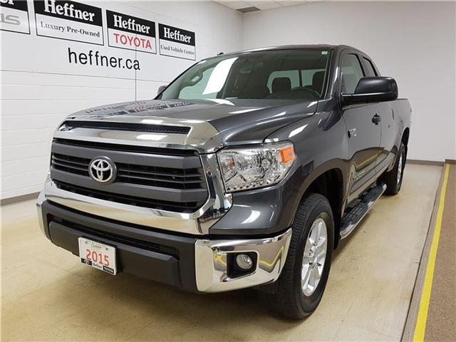 2015 Toyota Tundra SR 5.7L V8 (Stk: 185271) in Kitchener - Image 1 of 20