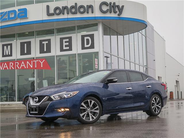 2017 Nissan Maxima  (Stk: 8274A) in London - Image 1 of 29