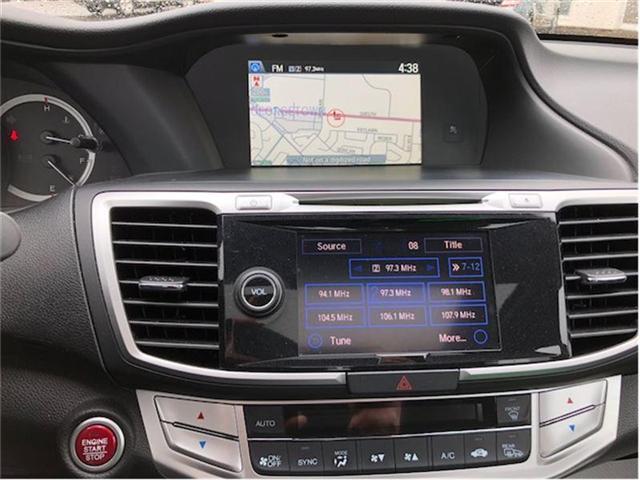 2015 Honda Accord Touring (Stk: P6847) in Georgetown - Image 8 of 9