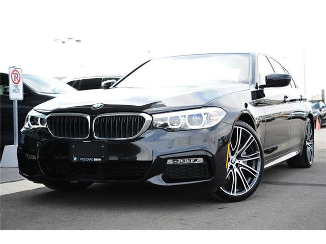 2018 BMW 540 i xDrive (Stk: 8C54346) in Brampton - Image 1 of 11
