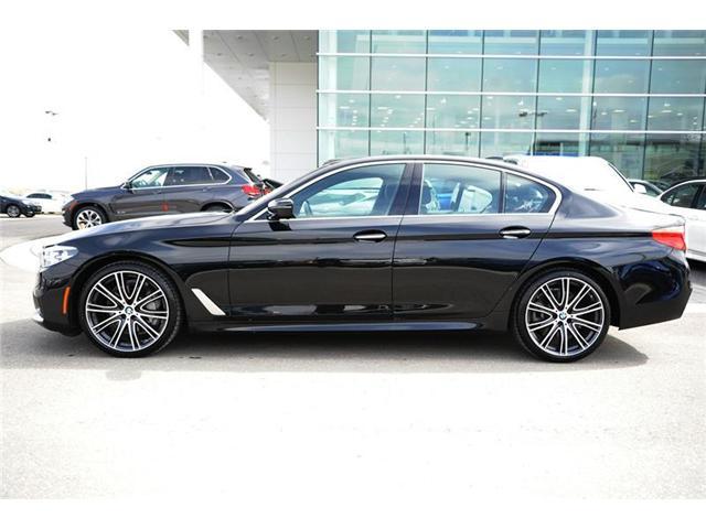 2018 BMW 540 i xDrive (Stk: 8C54346) in Brampton - Image 2 of 11