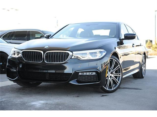 2018 BMW 540 i xDrive (Stk: 8C99590) in Brampton - Image 1 of 13