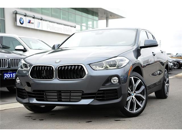 2018 BMW X2 xDrive28i (Stk: 8F69535) in Brampton - Image 1 of 11