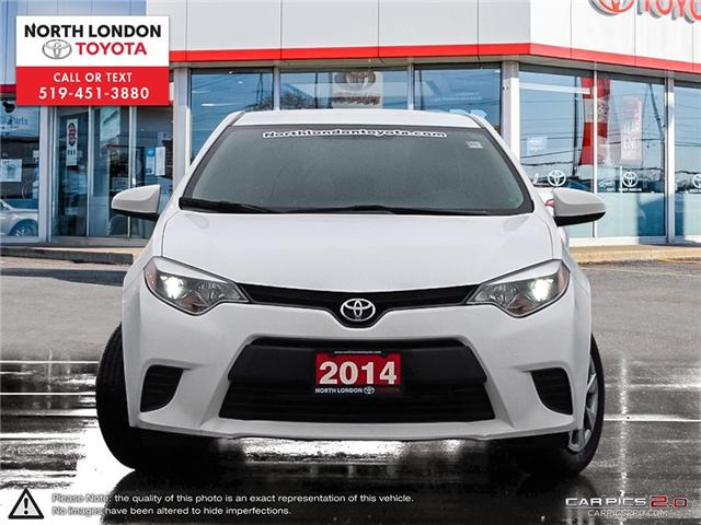 2014 Toyota Corolla CE (Stk: A218141) in London - Image 2 of 27
