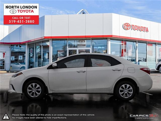 2014 Toyota Corolla CE (Stk: A218141) in London - Image 3 of 27