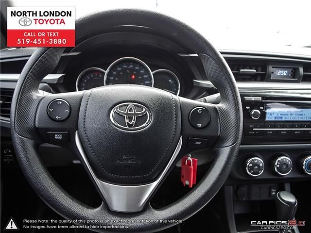 2014 Toyota Corolla CE (Stk: A218141) in London - Image 7 of 27