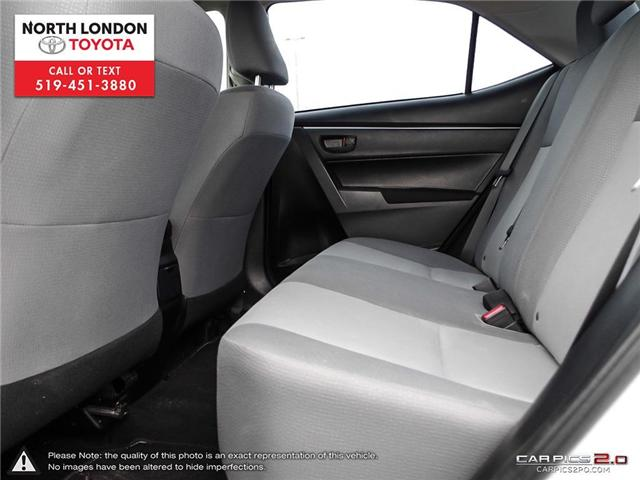 2014 Toyota Corolla CE (Stk: A218141) in London - Image 17 of 27