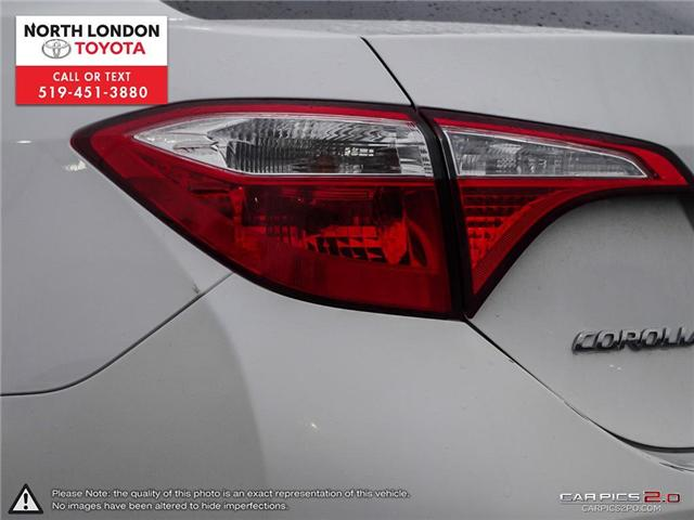 2014 Toyota Corolla CE (Stk: A218141) in London - Image 27 of 27