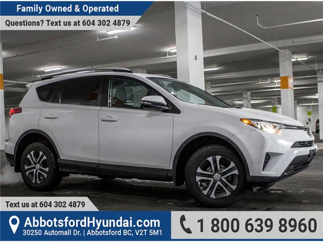 2017 Toyota RAV4 LE (Stk: AH8627) in Abbotsford - Image 1 of 27