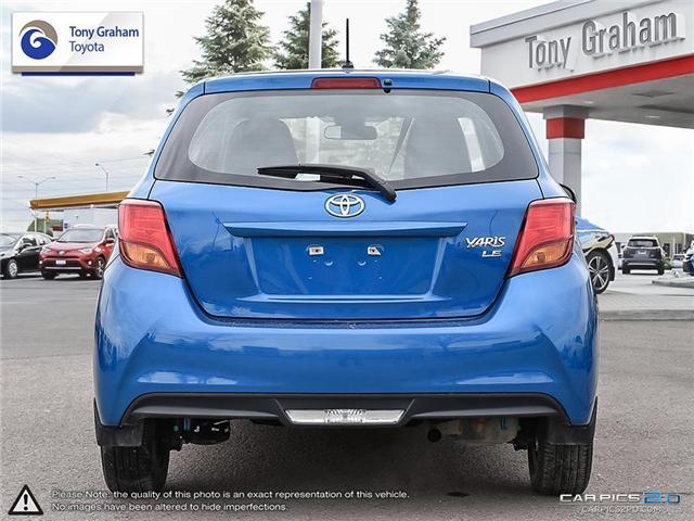 2017 Toyota Yaris LE (Stk: U8901) in Ottawa - Image 4 of 28