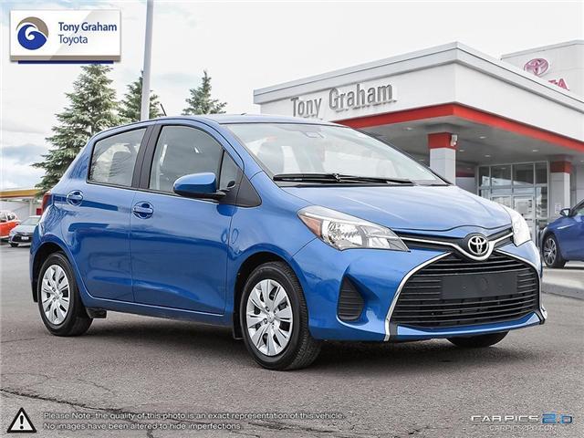 2017 Toyota Yaris LE (Stk: U8901) in Ottawa - Image 7 of 28