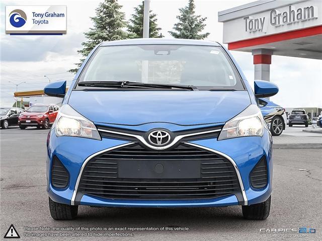 2017 Toyota Yaris LE (Stk: U8901) in Ottawa - Image 8 of 28