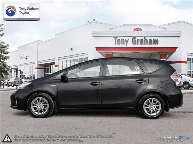 2016 Toyota Prius v Base (Stk: U8925) in Ottawa - Image 2 of 29