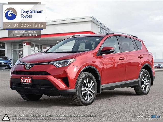 2017 Toyota RAV4 LE (Stk: U8928) in Ottawa - Image 1 of 29