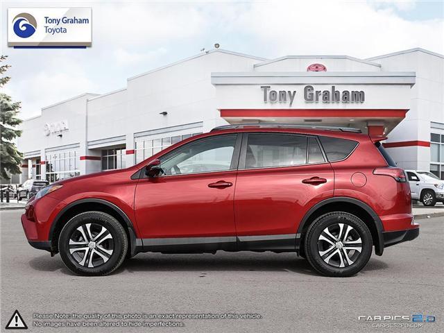 2017 Toyota RAV4 LE (Stk: U8928) in Ottawa - Image 2 of 29