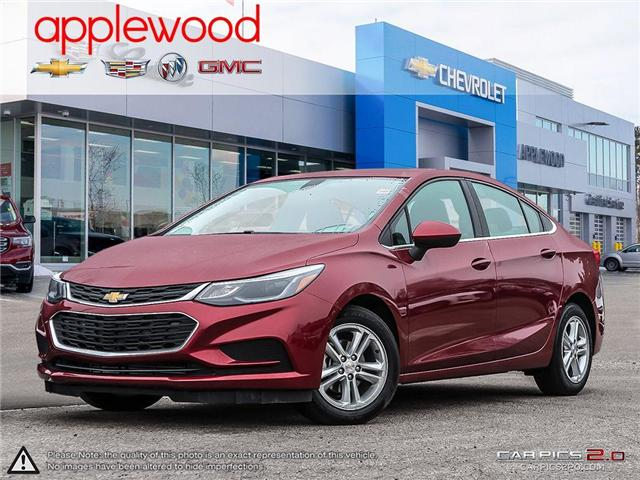 2017 Chevrolet Cruze LT Auto (Stk: 9525A) in Mississauga - Image 1 of 27