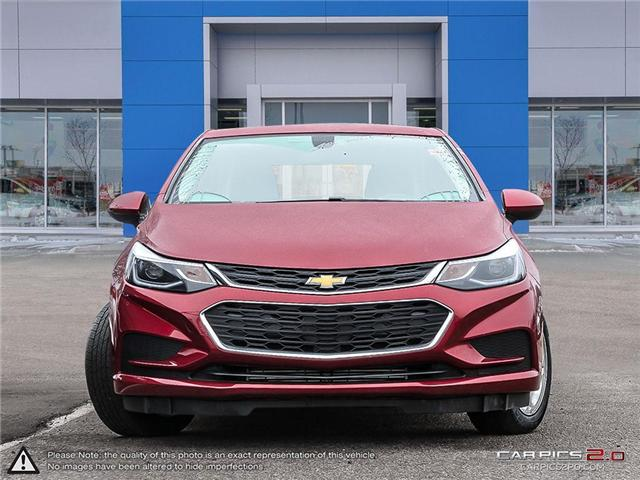 2017 Chevrolet Cruze LT Auto (Stk: 9525A) in Mississauga - Image 2 of 27