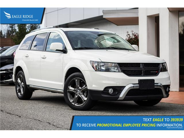 2015 Dodge Journey Crossroad (Stk: 158532) in Coquitlam - Image 1 of 23