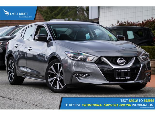 2016 Nissan Maxima SV (Stk: 168439) in Coquitlam - Image 1 of 23