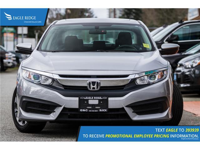 2016 Honda Civic EX (Stk: 164635) in Coquitlam - Image 2 of 21