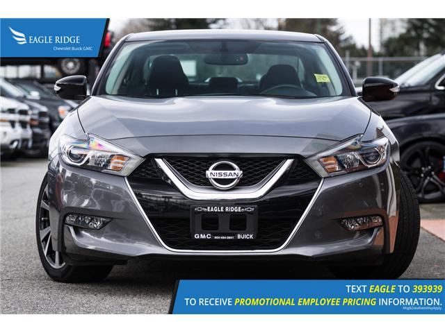 2016 Nissan Maxima SV (Stk: 168439) in Coquitlam - Image 2 of 23