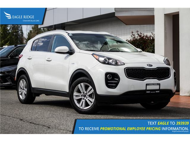 2017 Kia Sportage LX (Stk: 178505) in Coquitlam - Image 1 of 20