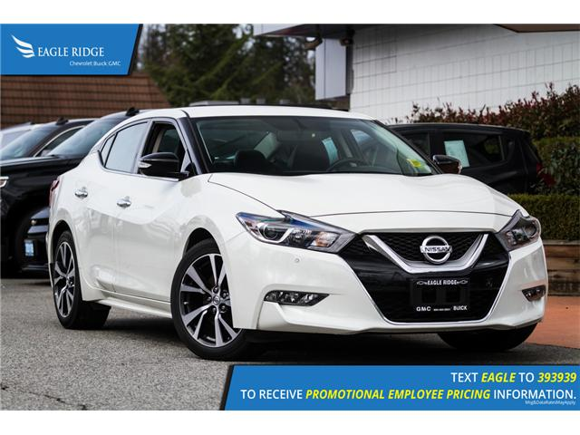 2017 Nissan Maxima SV (Stk: 178410) in Coquitlam - Image 1 of 22