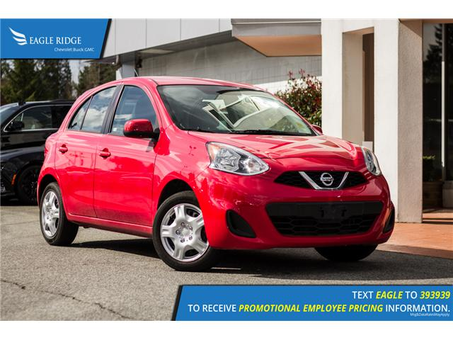 2016 Nissan Micra  (Stk: 168804) in Coquitlam - Image 1 of 18