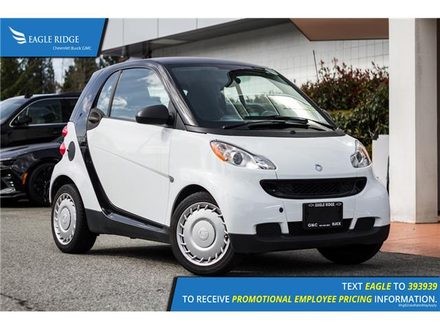 2009 Smart Fortwo  (Stk: 098773) in Coquitlam - Image 1 of 13