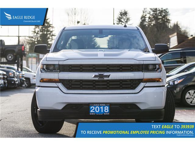 2018 Chevrolet Silverado 1500 Silverado Custom (Stk: 89240A) in Coquitlam - Image 2 of 20